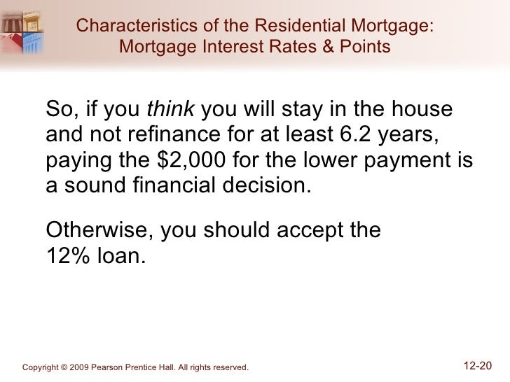 Chapter 13 Refinance Mortgage