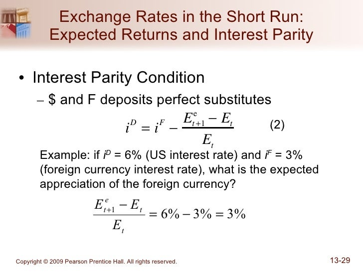 projected interest rates An interest rate future is a financial derivative (a futures contract) with an interest-bearing instrument as the underlying asset it is a particular type of interest rate.