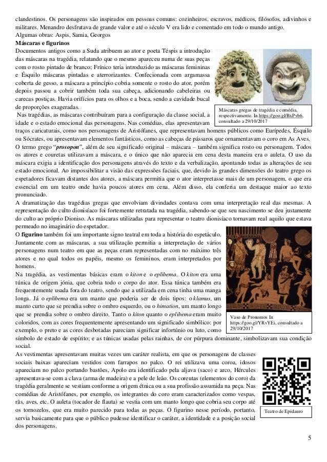 5 Vaso de Pronomos In https://goo.gl/YRvYEi, consultado a 29/10/2017 Teatro de Epidauro clandestinos. Os personagens são i...