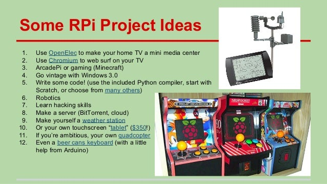 Small Electronics for Your Makerspace (CLC Trendspotting - September …