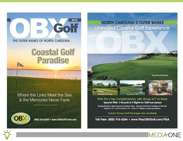 Building Shoulder Season Visitation through Regional Golf Promotion Slide 3