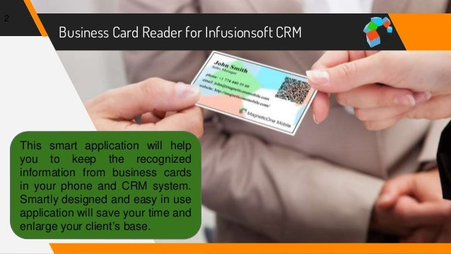 The best way to store business card data into infusionsoft crm business colourmoves