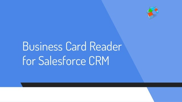 How to scan bizcards to salesforce easy and safely reheart Gallery
