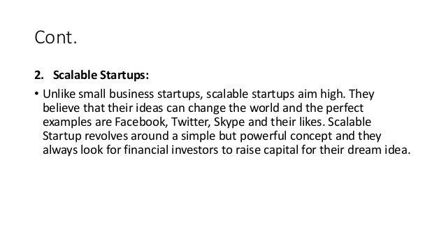 Nature & Development of Entrepreneurship