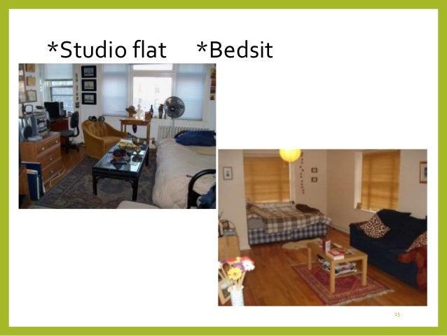 *Studio Flat *Bedsit 15 ...