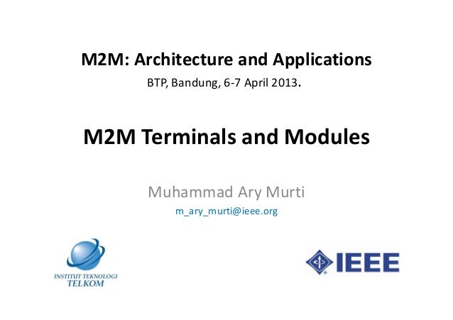 m2m day two