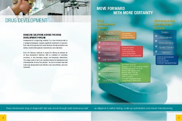 Enzo Capabilities Brochure