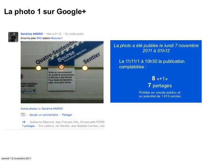 La photo 1 sur Google+                          La photo a été publiée le lundi 7 novembre                                ...
