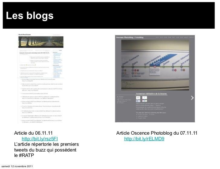 Les blogs         Article du 06.11.11                 Article Oscence Photoblog du 07.11.11             http://bit.ly/rsz5...
