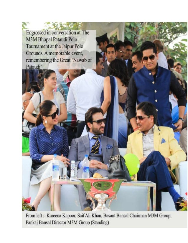M3M Presents The Bhopal Pataudi Polo Cup 2014 Slide 2
