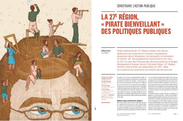 N°2 — Printemps/Été 2012M3 — Société urbaine et action publique Pour penser les mutations — 84 — N°2 — Printemps/Été 2012M...