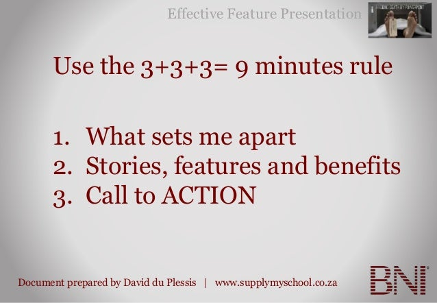 how many slides is a 10 minute presentation