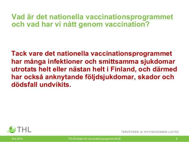 vad är vaccination