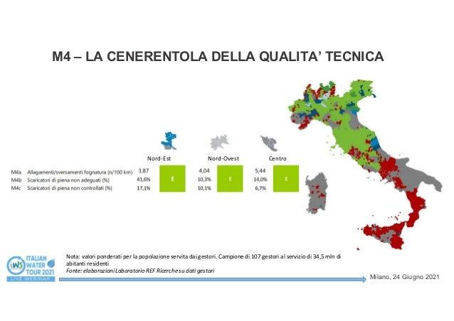 Monitoraggio della rete fognaria: alla ricerca della resilienza del sistema idrico Slide 3