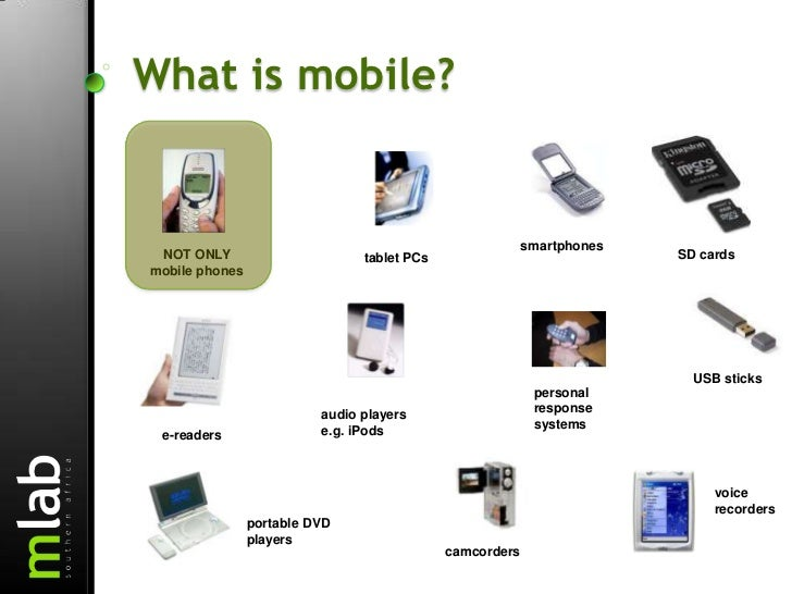 Examples of Mobile Interventions That Support Proven Education Approaches Slide 2