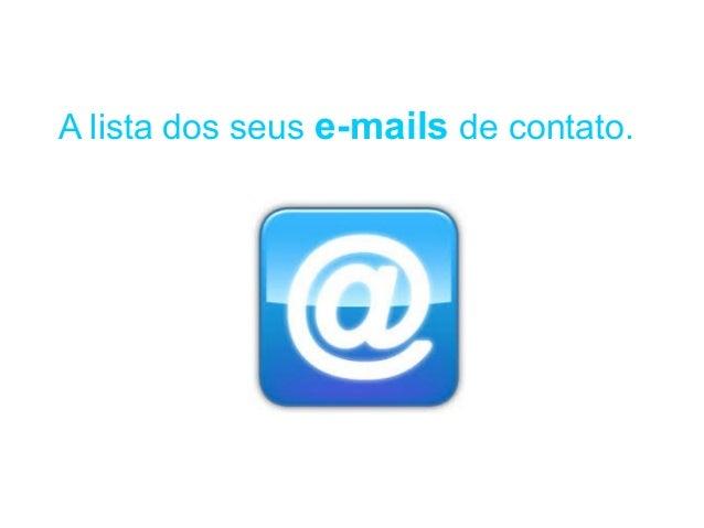 Insere na Lista (A confirmar) Confirme! 1,2,3... Share Squeeze @ Quero! Conteúdo Mais! ? Pessoa Site/Blog E-Mail Marketing...