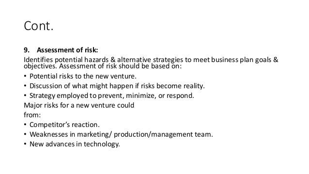 the business plan creating and starting the venture by hisrich