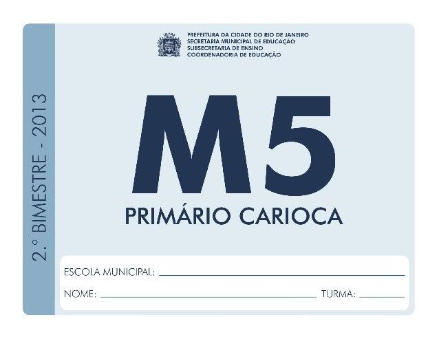 Matemática-5.ºAno 2.ºBIMESTRE/2013 clipart EDUARDO PAES PREFEITURA DA CIDADE DO RIO DE JANEIRO CLAUDIA COSTIN SECRETARIA M...
