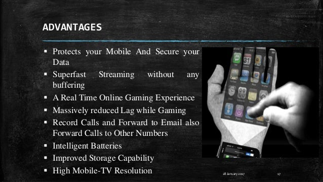 6g mobile technology ppt
