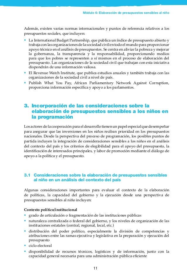 12 ƒƒ niveles de corrupción o de transparencia de las instituciones estatales ƒƒ existencia de mecanismos de coordinación ...