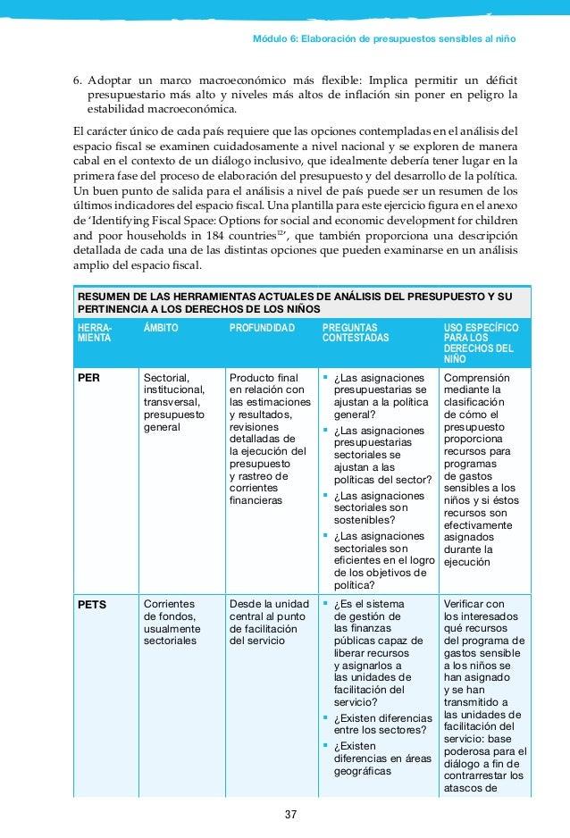 40 cobertura y calidad de intervenciones de gran repercusión en el sector de salud; preparación de programas y presupuesto...