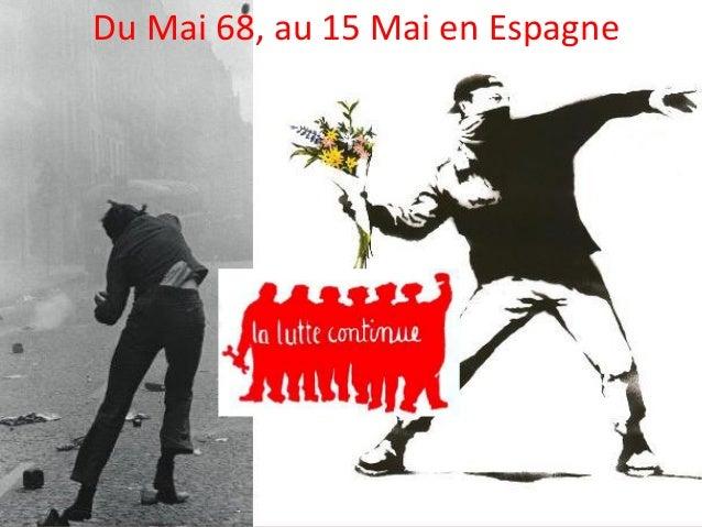 PERE-EUROTOPIA Ideòleg i blocaire Du Mai 68, au 15 Mai en Espagne