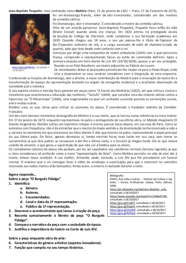 https://goo.gl/hP6rSn, consultado a 12/10/2017 Bibliografia: PINTO, Ana Lídia e outros - História da Cultura e das Artes –...