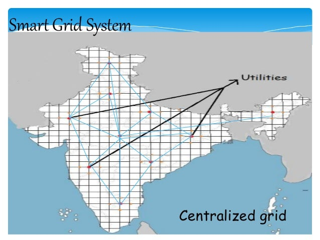 CURRENT GRID SYSTEM SMART GRID SYSTEM The Smart Two Way Communication :