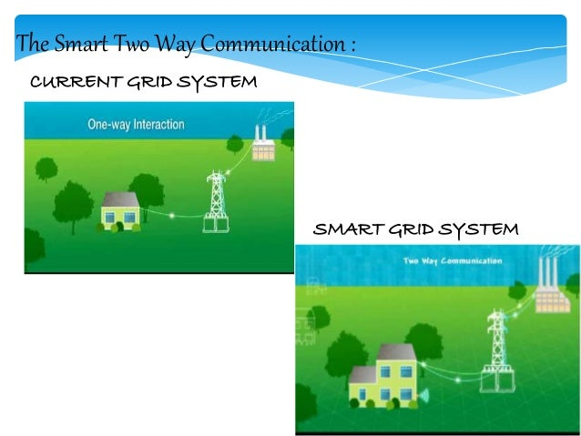 What does the concept of Smart Grid look like? Electrical Infrastructure Intelligence Infrastructure