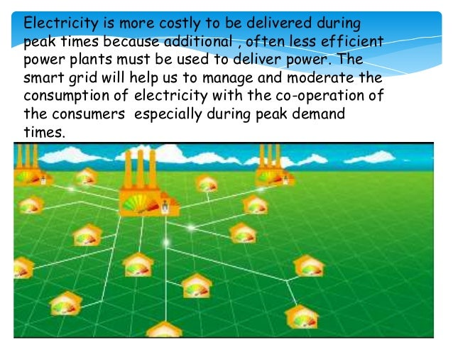 Electricity production is more energy distributed throughout the day.