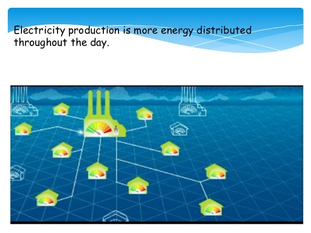  ƒReduced outages  ƒLower bills  ƒIncreased awareness and control over energy consumption through better  information ...