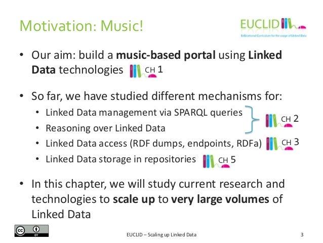 Scaling up Linked Data Slide 3