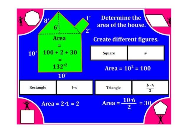 M7 lesson 4 5 area amp perimeter of composite shapes determine the black area ccuart Image collections