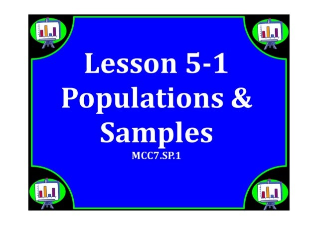 M7 lesson 5 1 populations & samples pdf