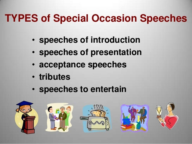 7+ Special Occasion Speech Examples & Samples – PDF