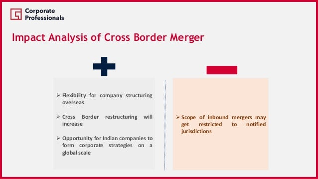 Using cross-border mergers within groups of companies in the EEA