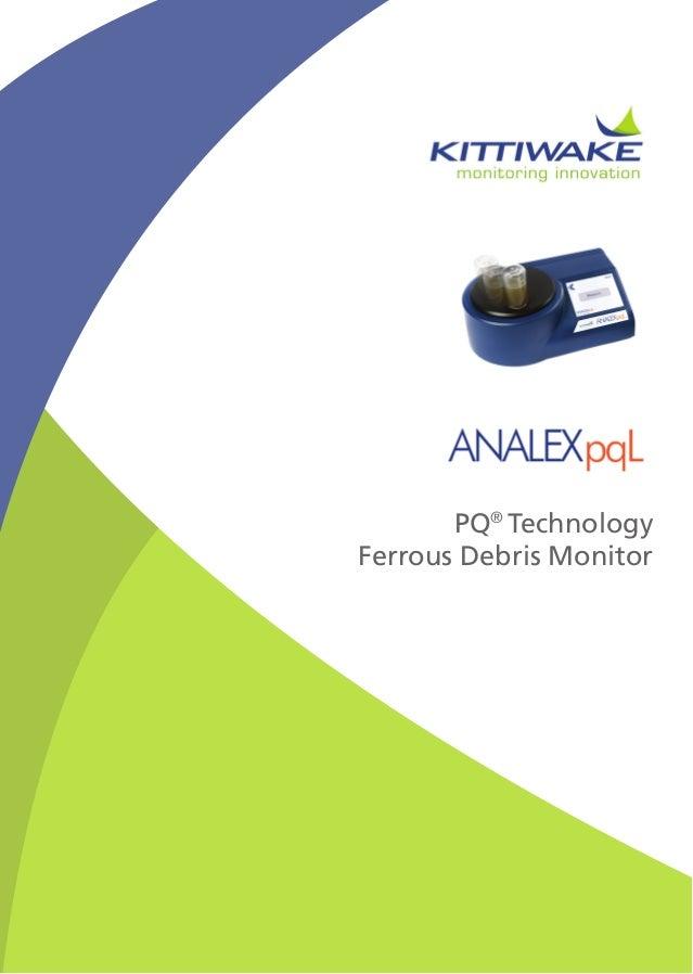 PQ®TechnologyFerrous Debris Monitor