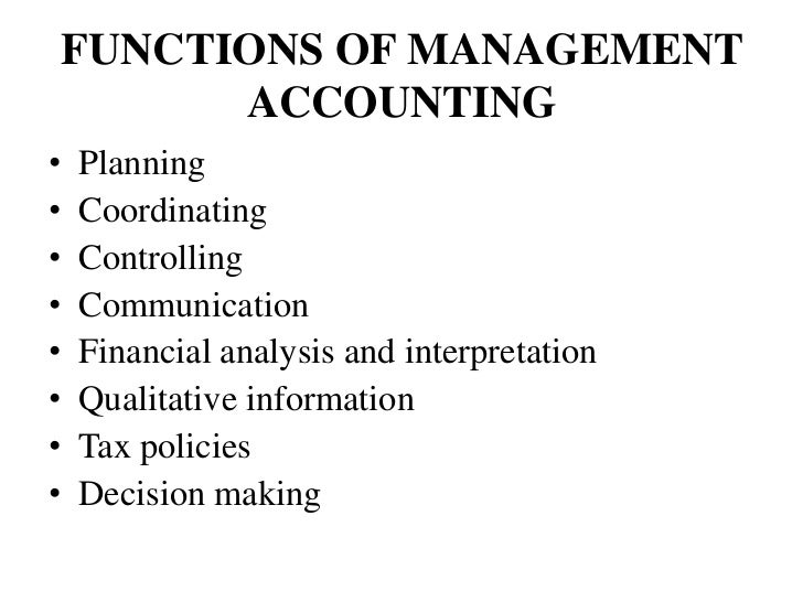 nature and purpose of management accounting The powerpoint ppt presentation: the nature of management accounting is the property of its rightful owner do you have powerpoint slides to share.