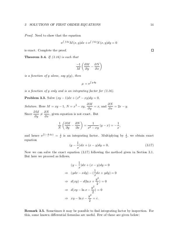 how to solve initial value problems second order differential equations