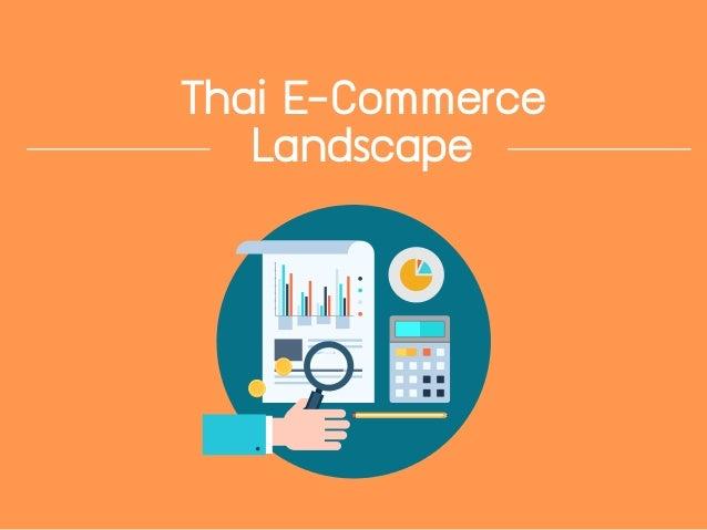 Thai E-Commerce Landscape