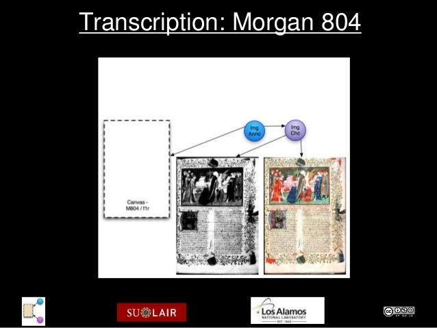 Transcription: Morgan 804
