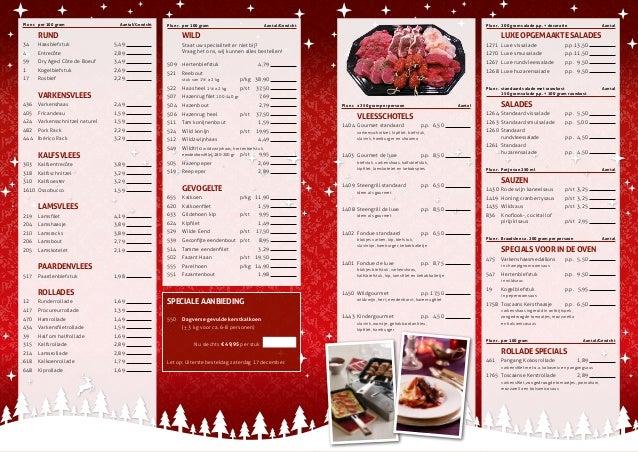Maarnse Slagerij Maarn Kerstfolder 2016 A4 412827 2 Def
