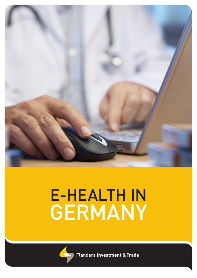 E-HEALTH IN  GERMANY