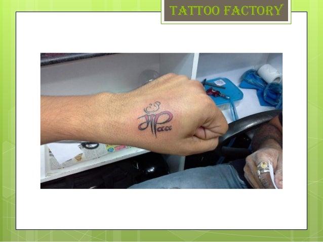 Maa Tattoo In Hand Tattoo Factory