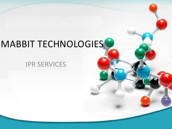 MABBIT TECHNOLOGIES<br />IPR SERVICES<br />