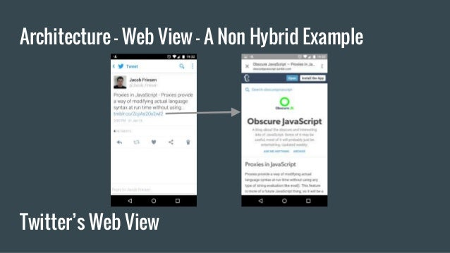 Ionic Mobile Applications - Hybrid Mobile Applications