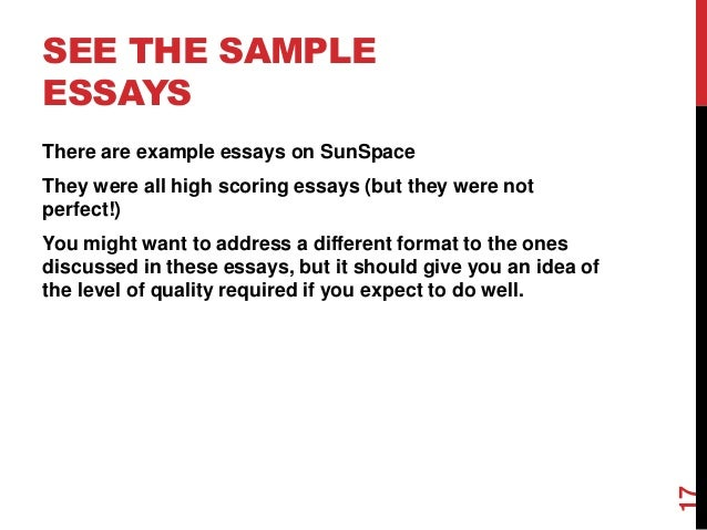 mac essay advice  17 see the sample essays
