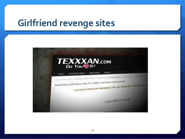 girlfriend revenge sites