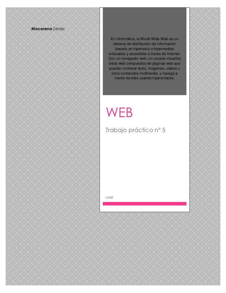 455003536315660006638290user360000usercentercenter95000950004550035363152500251460En informática, la World Wide Web es un ...