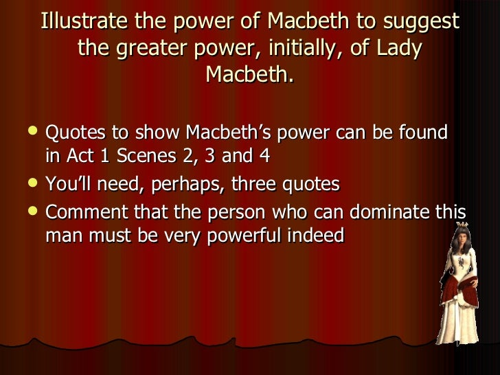 imagery in shakespeares macbeth essay